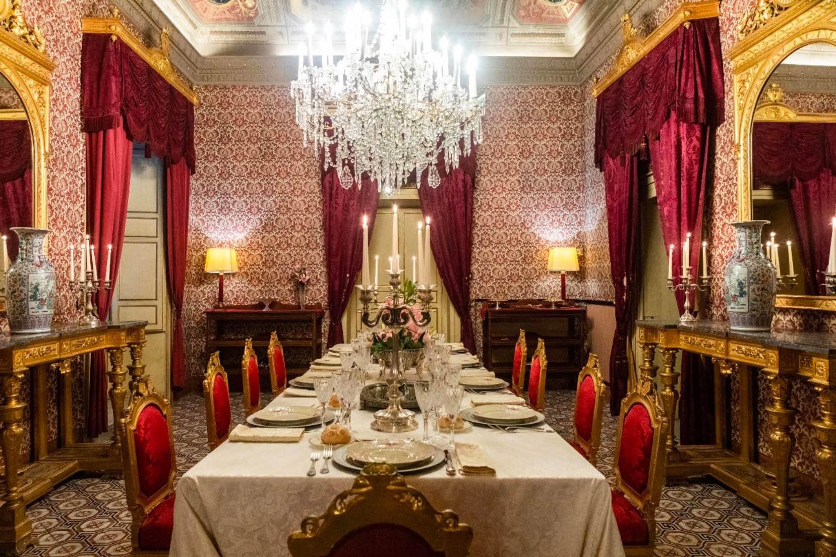 Cena Palazzo Valentino